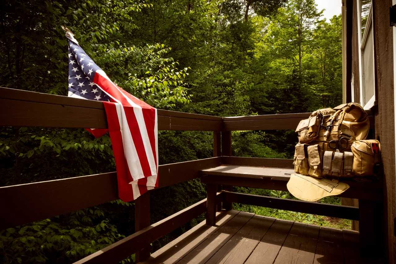 The Warrior Connection welcomes veterans of all  eras to retreats for men, women, and spouses and families.